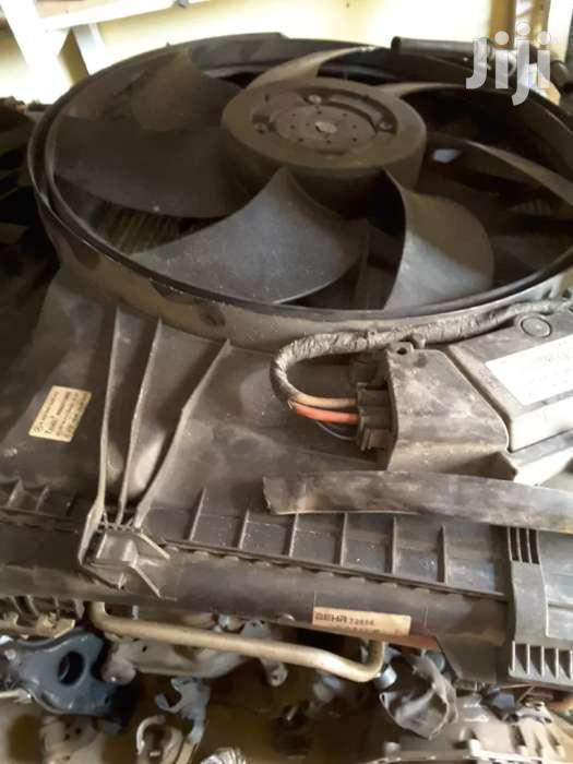 Mercedes-benz W203 Fan