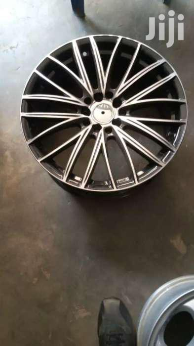 Special Offers Rims Size 15 For Wish And Premio   Vehicle Parts & Accessories for sale in Kampala, Central Region, Uganda