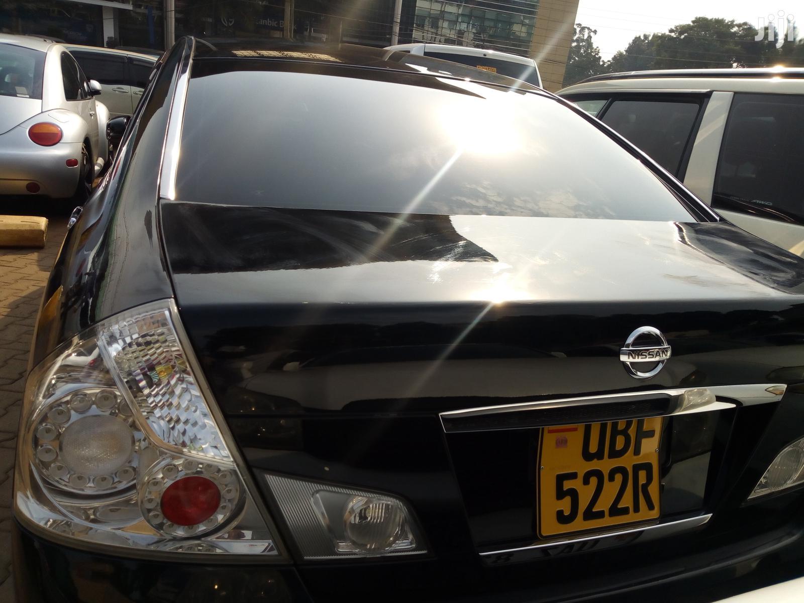 Nissan Fuga 2005 Black | Cars for sale in Kampala, Central Region, Uganda