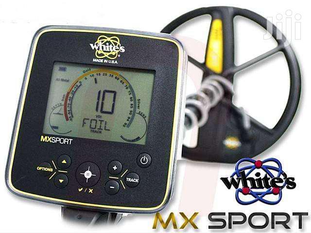 White's MX Sport Metal Detector
