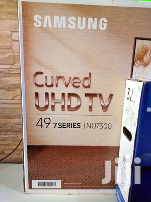 Samsung Smart Curved Led Tv 49 Inches