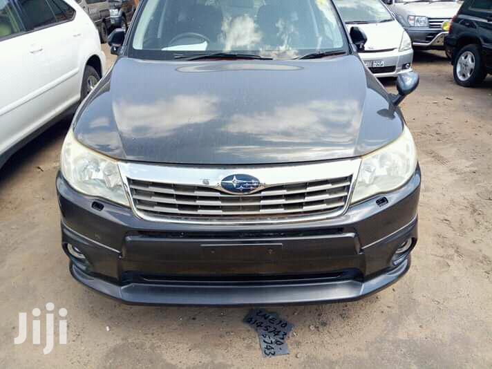 New Subaru Forester 2008 Black | Cars for sale in Kampala, Central Region, Uganda