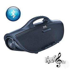 Wster WS-1037 Multimedia Bluetooth Speaker - Black   Audio & Music Equipment for sale in Central Region, Kampala