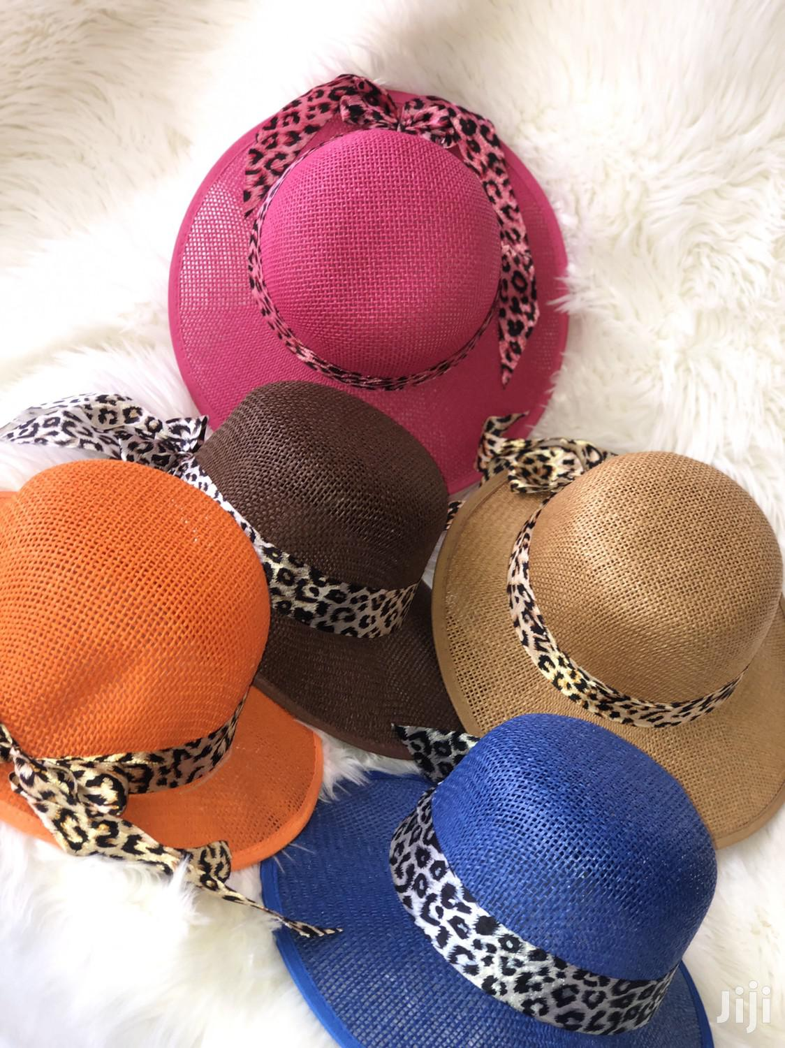 Beach Sisal Hats   Clothing Accessories for sale in Kampala, Central Region, Uganda