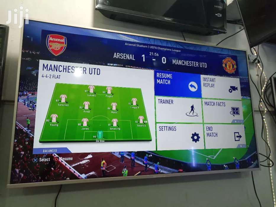 Brand New Boxed Sky Worth 55inches Smart | TV & DVD Equipment for sale in Kampala, Central Region, Uganda