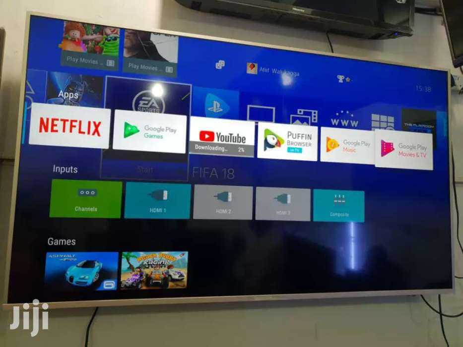 New Genuine Sky Worth 55inches Smart UHD | TV & DVD Equipment for sale in Kampala, Central Region, Uganda