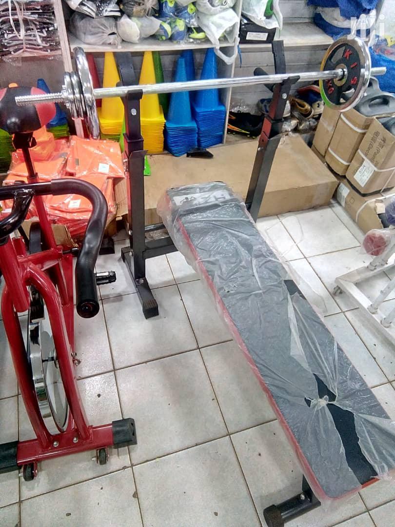 Gym Bench RSI 66