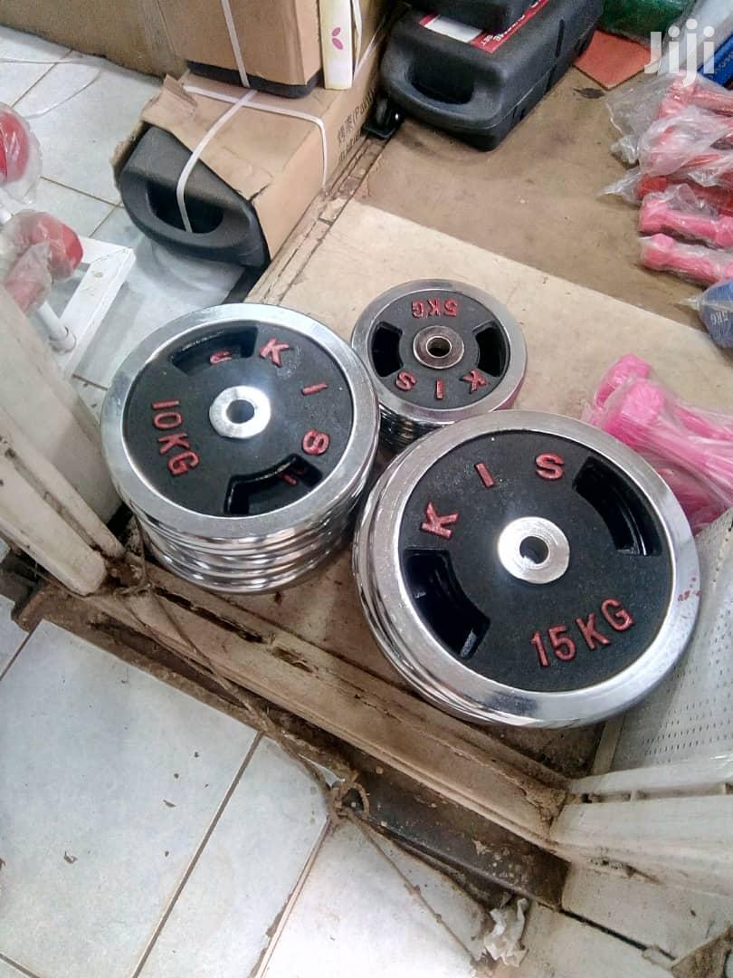 Gym Plates RSI 787