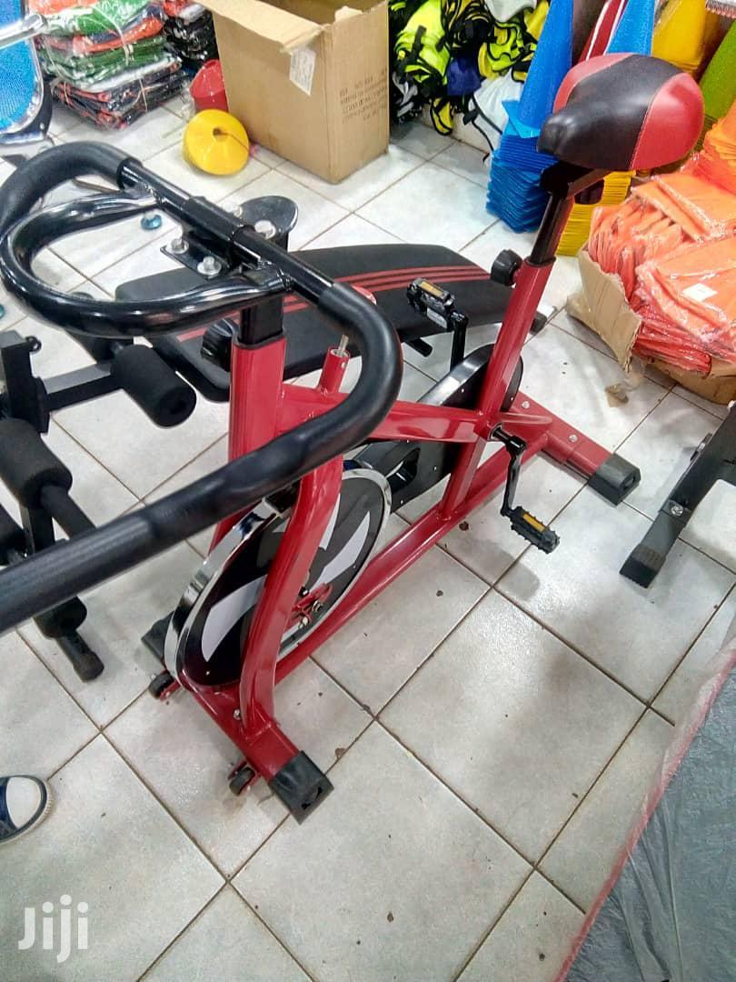 Gym Bikes RSI 676