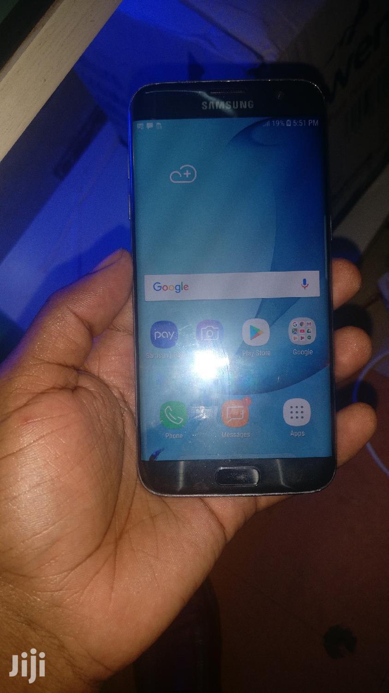 Samsung Galaxy S7 edge 32 GB Blue | Mobile Phones for sale in Kampala, Central Region, Uganda