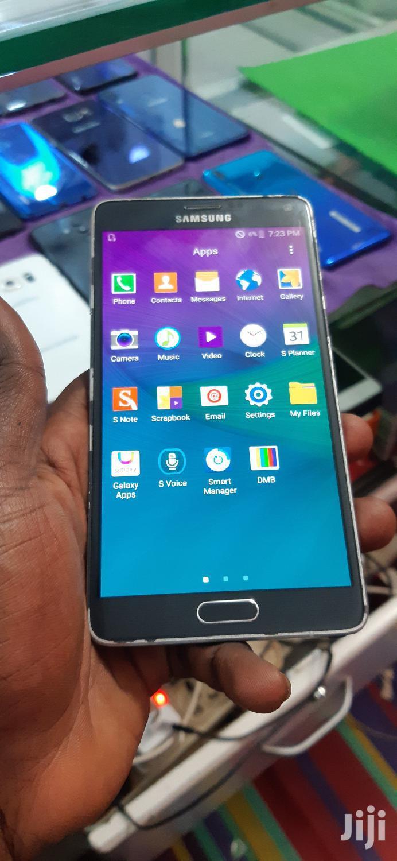 Samsung Galaxy Note 4 32 GB Black | Mobile Phones for sale in Kampala, Central Region, Uganda