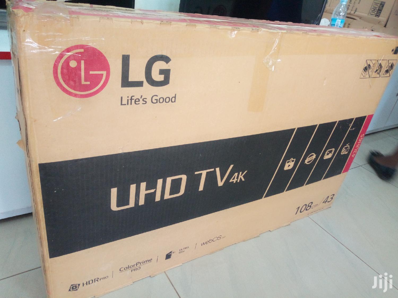 Archive: LG 43 Inch Smart Uhd Tv