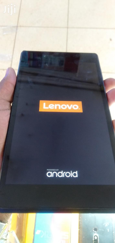 Archive: Lenovo Tab 8 16 GB Black