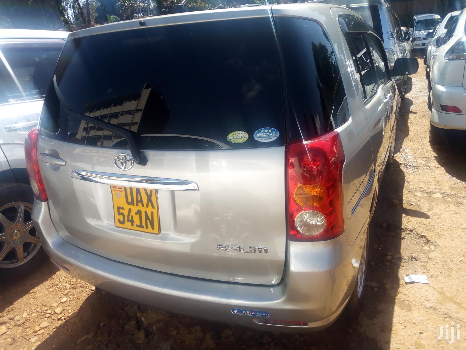 Toyota Raum 2004 Silver | Cars for sale in Kampala, Central Region, Uganda