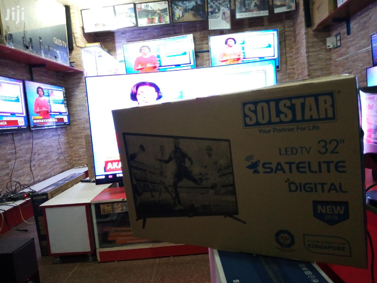 Solstar Digital Satellite TV 32 Inches | TV & DVD Equipment for sale in Kampala, Central Region, Uganda