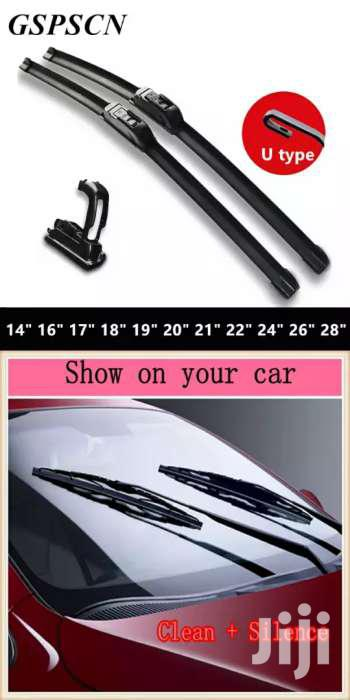 WIPPER Blades For Cars