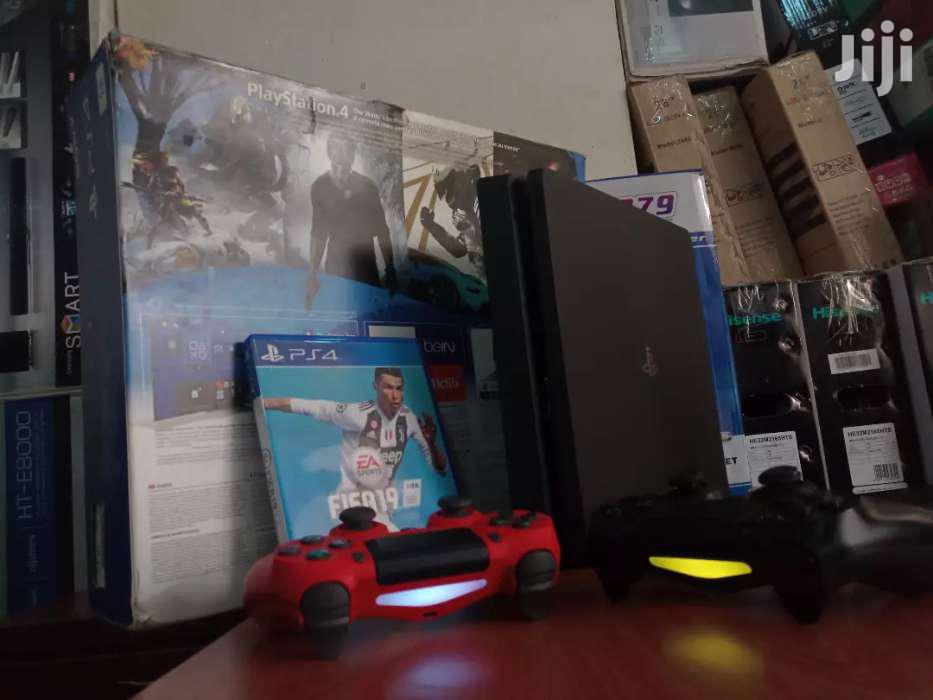 Brand New Boxed Playstation 4 Slim Fullest