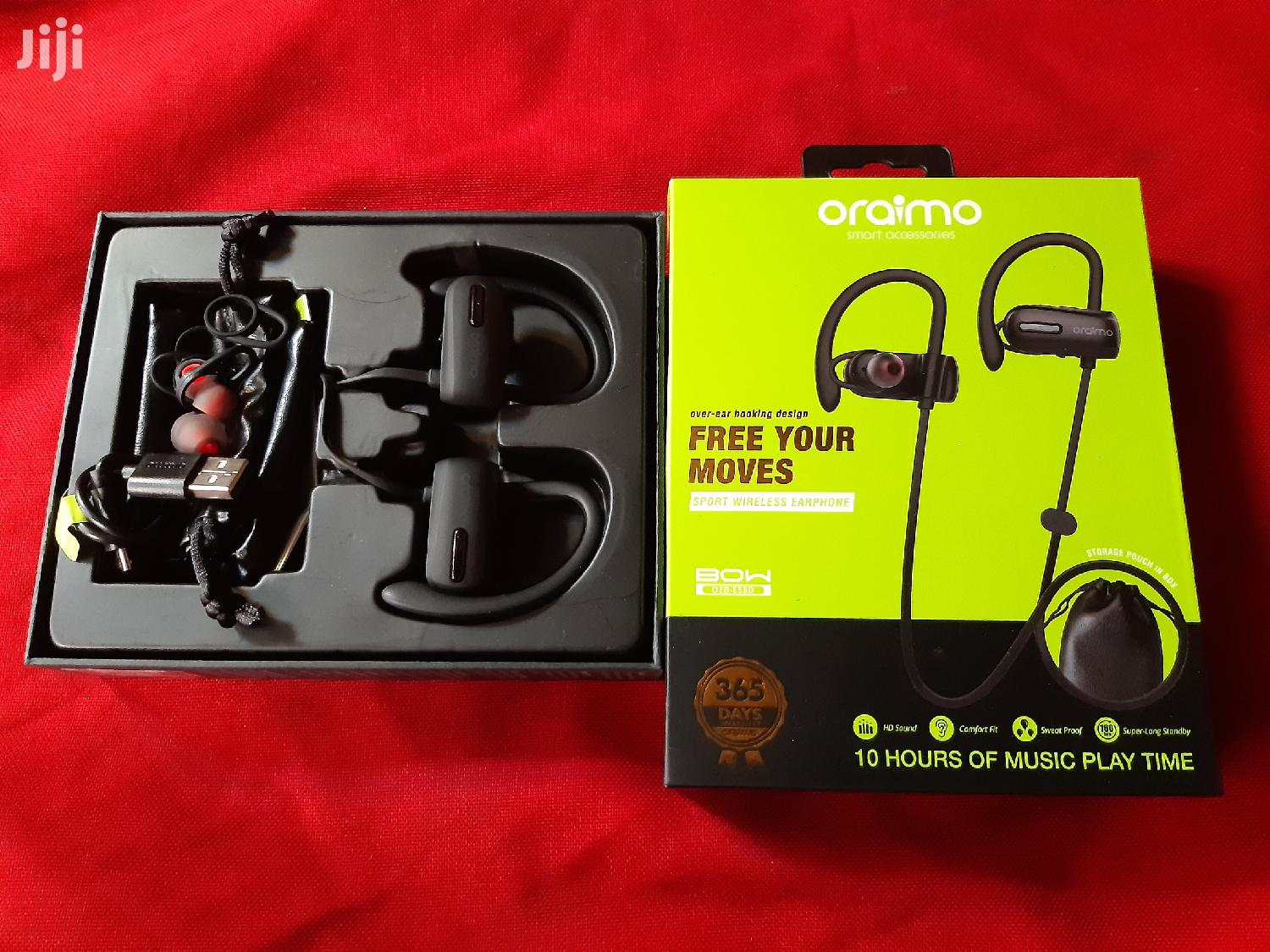 Archive: Oraimo Wireless Headsets