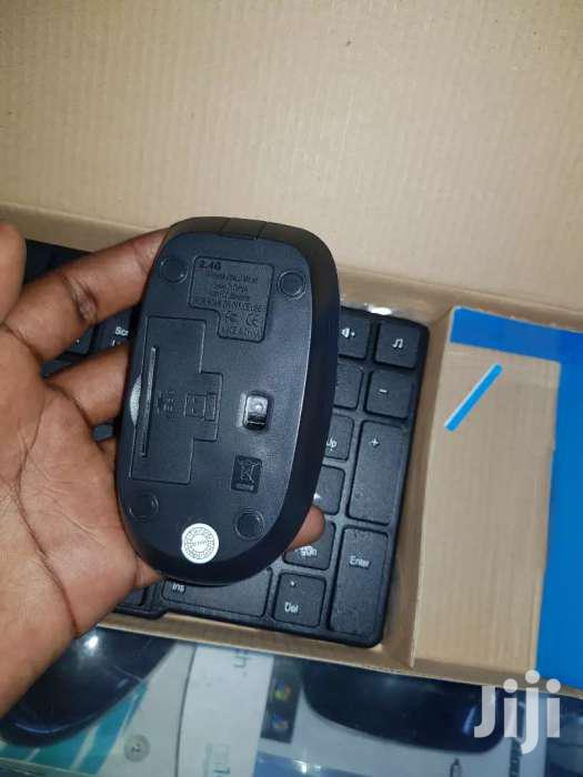 Wireless Keyboard And Mouse | Computer Accessories  for sale in Kampala, Central Region, Uganda