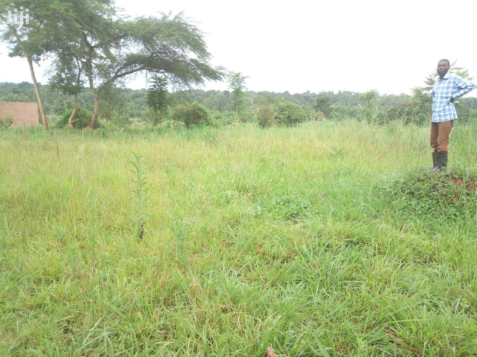 Land At Wobulenzi For Sale   Land & Plots For Sale for sale in Wakiso, Central Region, Uganda