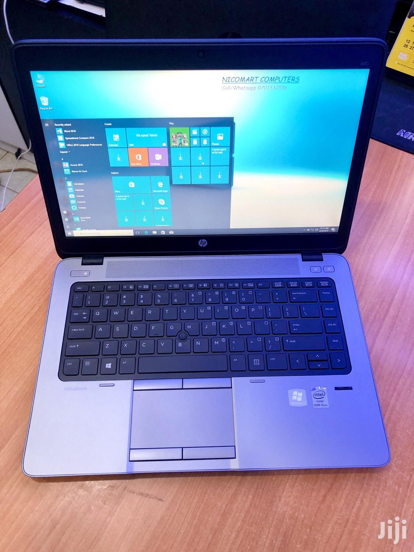 HP 840 Elitebook 14 Inches 500Gb Hdd Core I5 4Gb Ram