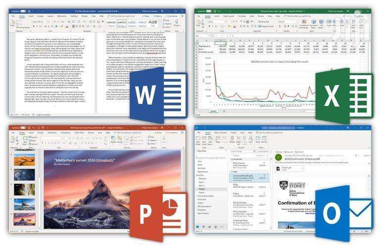 Microsoft Office 2019 Mac And Windows