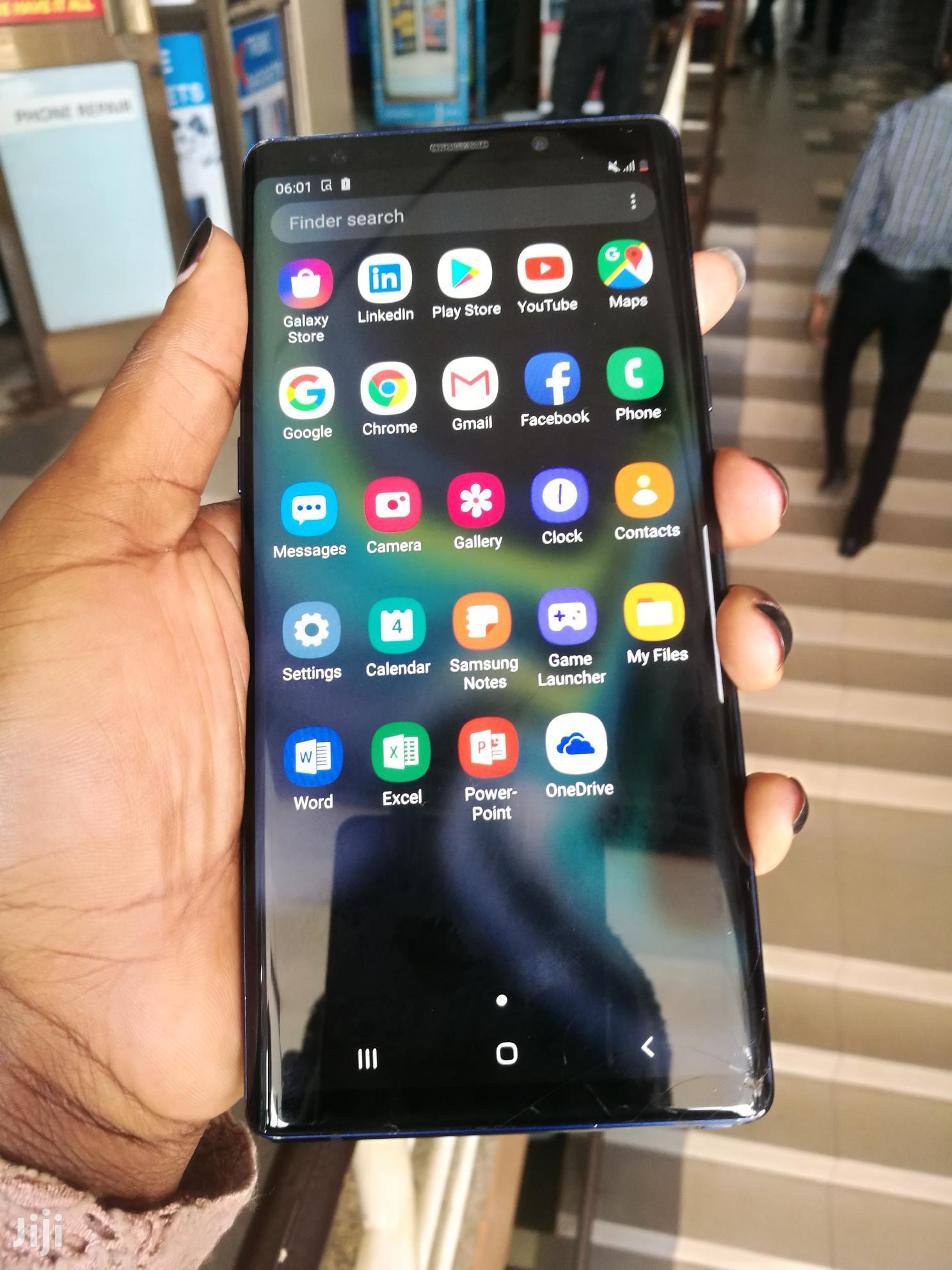 Archive: Samsung Galaxy Note 9 64 GB Black