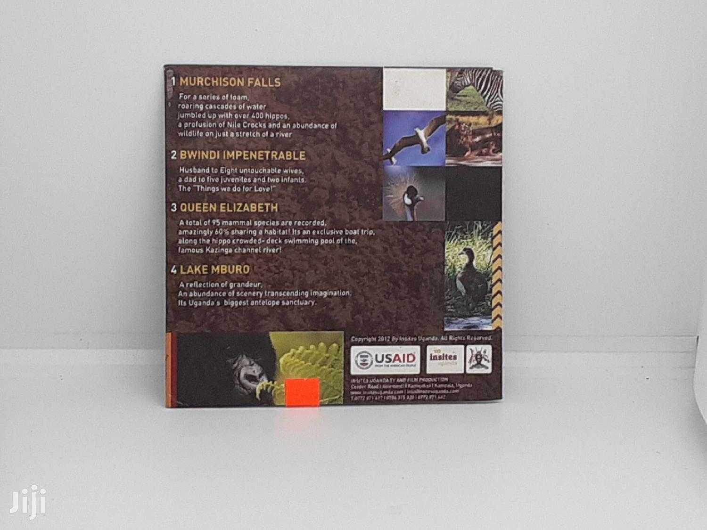 Uganda 's Wild Wonder DVD
