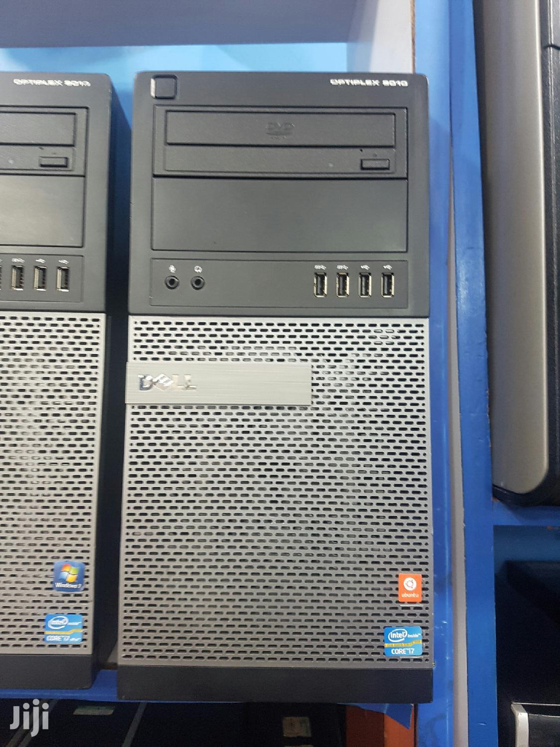 Dell Optiplex 9010 core i7 hdd 500gb | Laptops & Computers for sale in Kampala, Central Region, Uganda