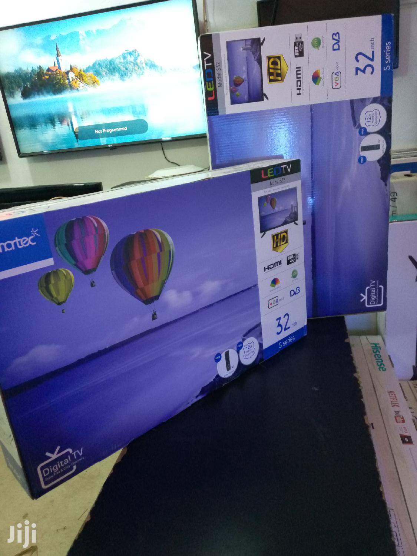 Smartec Led Digital Full Hd Slim Flat Screen Tv 32 Inches   TV & DVD Equipment for sale in Kampala, Central Region, Uganda