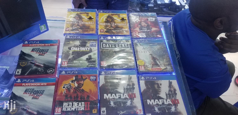 Playstation 4 Games   Video Games for sale in Kampala, Central Region, Uganda