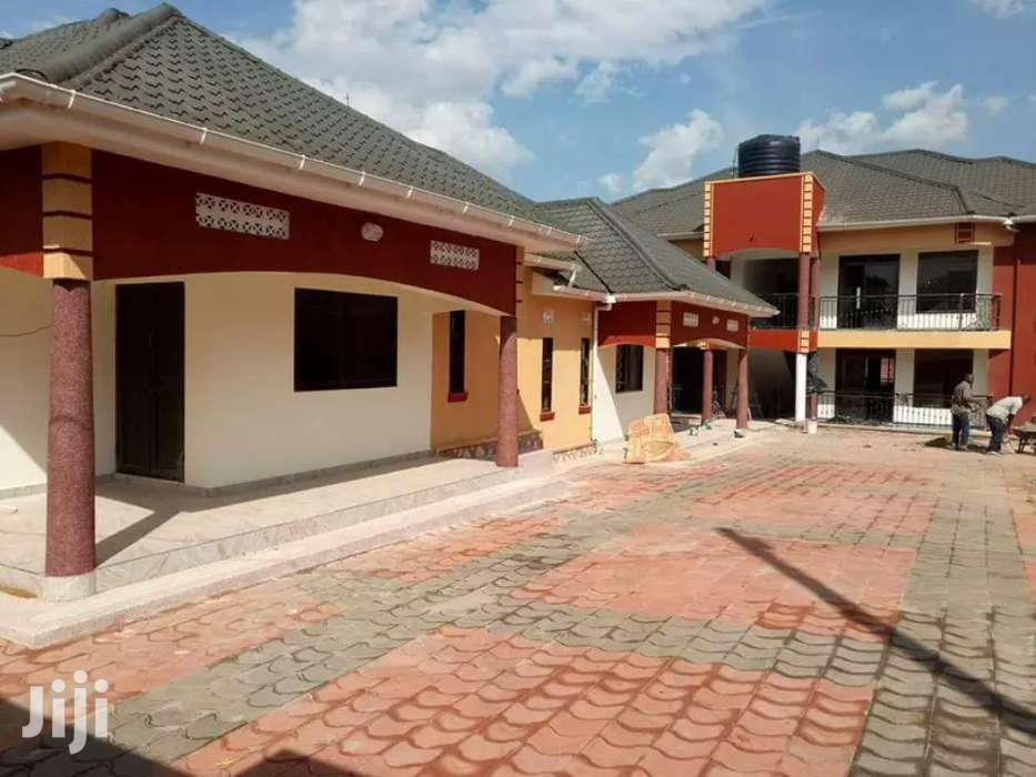 Two Bedroom House In Kyanja For Rent