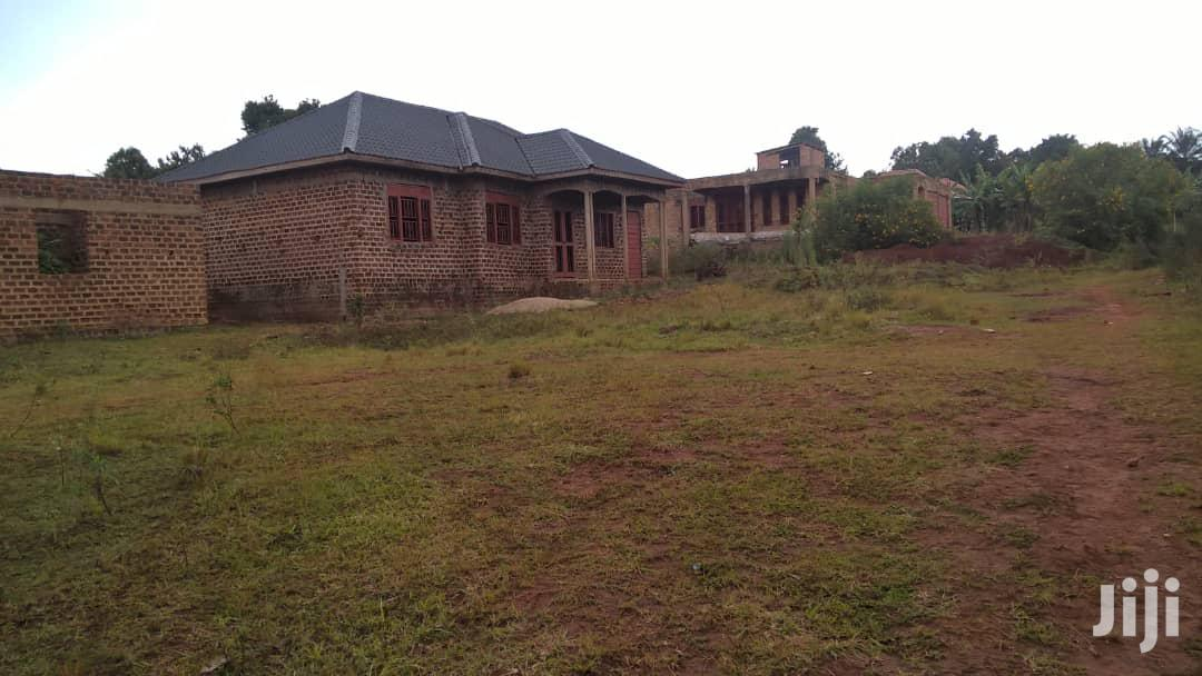 A 50ft X 100ft Plot At Garuga With Lake View In A Rich Neighbourhood