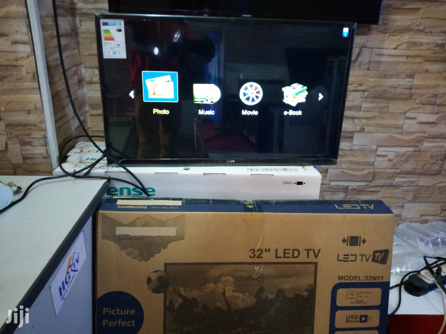 LG Digital Flat Screen TV 32 Inches | TV & DVD Equipment for sale in Kampala, Central Region, Uganda