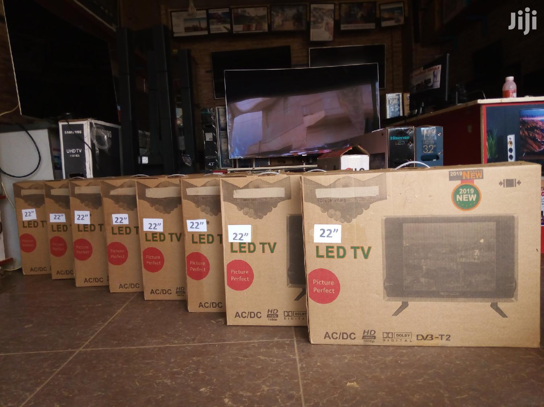 LG Digital Flat Screen TV 22 Inches | TV & DVD Equipment for sale in Kampala, Central Region, Uganda