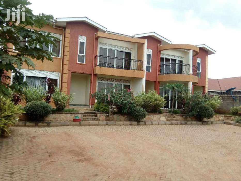 A Three Bedroom Duplex for Rent in Najjera
