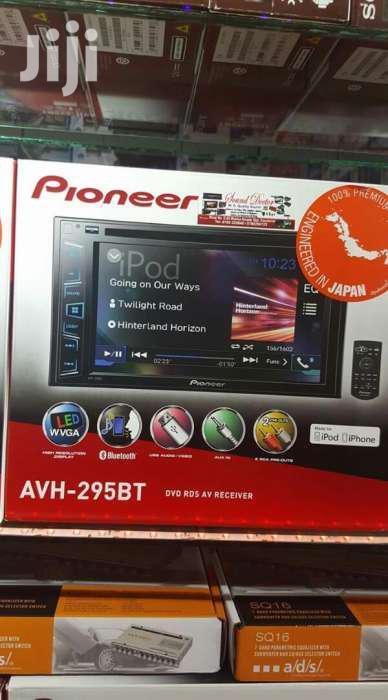 Engineered In Japan Pioneer Double Radio | Vehicle Parts & Accessories for sale in Kisoro, Western Region, Uganda