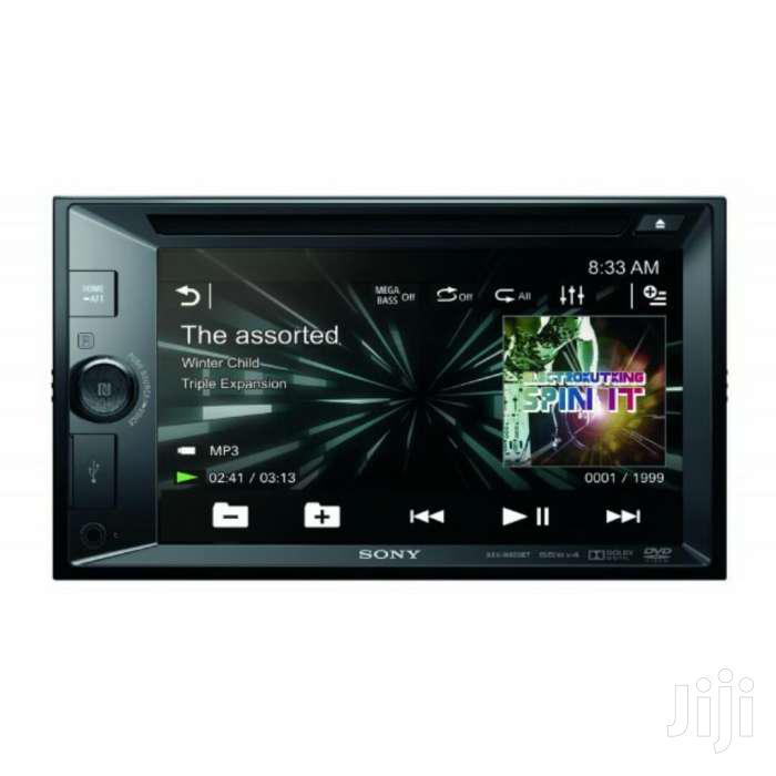Sony Radio With Screen