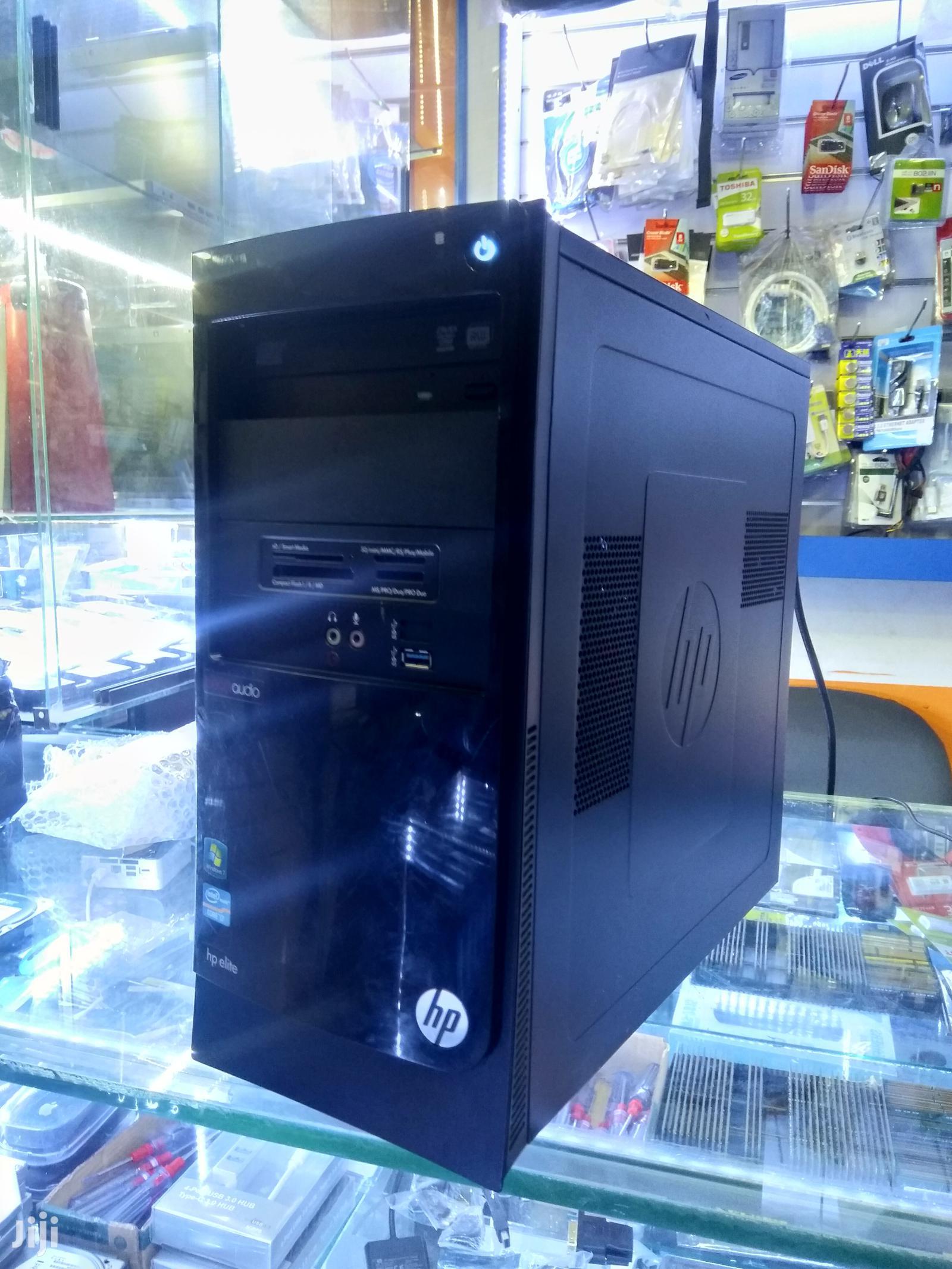 Archive: Desktop Computer HP Elite Slice 4GB Intel Core I7 HDD 1T