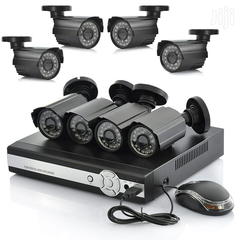 Archive: CCTV And Security Systems Installation