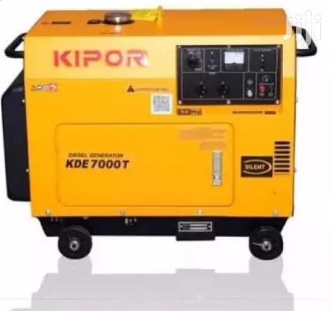 Archive: Brand New Generator
