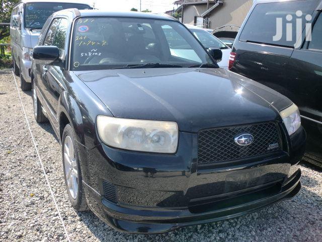 Subaru Forester 2007 Black