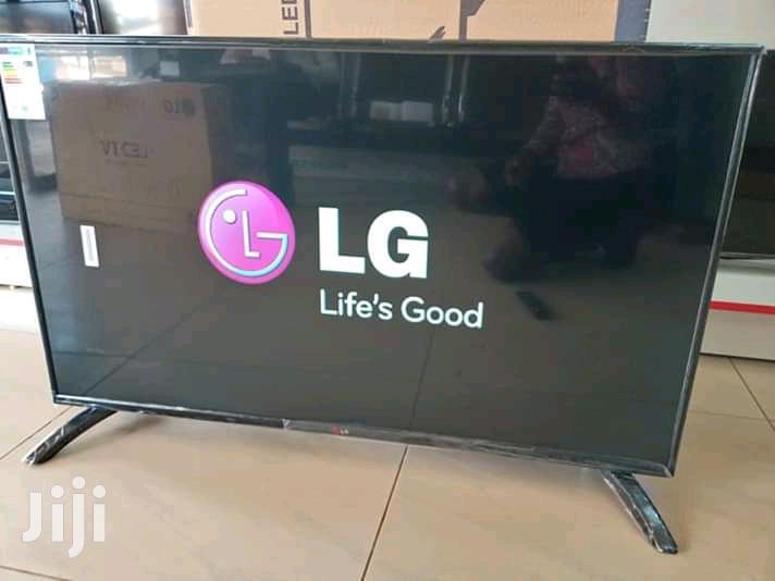 LG LED Digital Flat Screen Tv 32 Inches