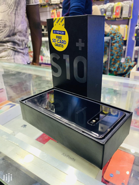 Archive: New Samsung Galaxy S10 Plus 128 GB Black