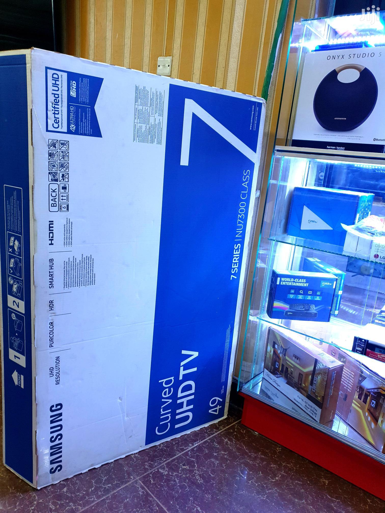 "Brand New Samsung Curve Ultra Hd 4k TV 49"""