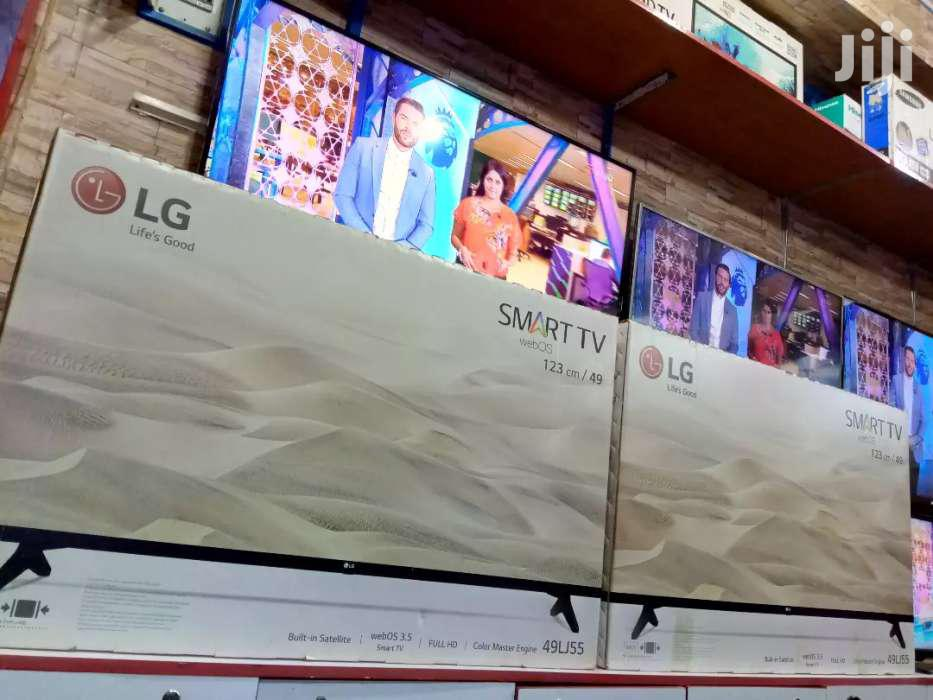 LG Smart TV 49 Inches