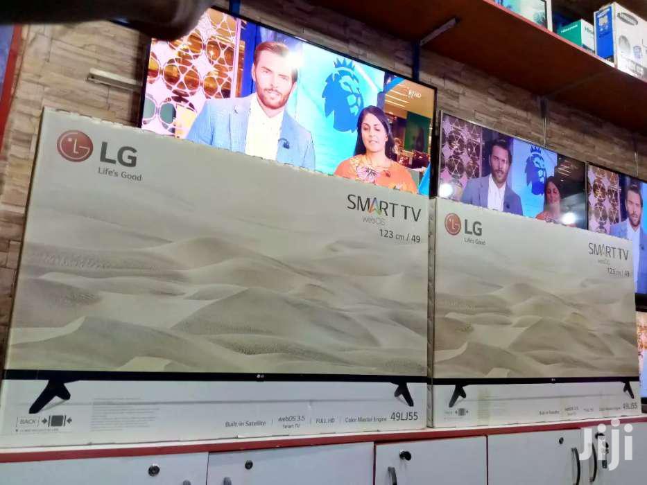 LG Smart TV 49 Inches   TV & DVD Equipment for sale in Kampala, Central Region, Uganda