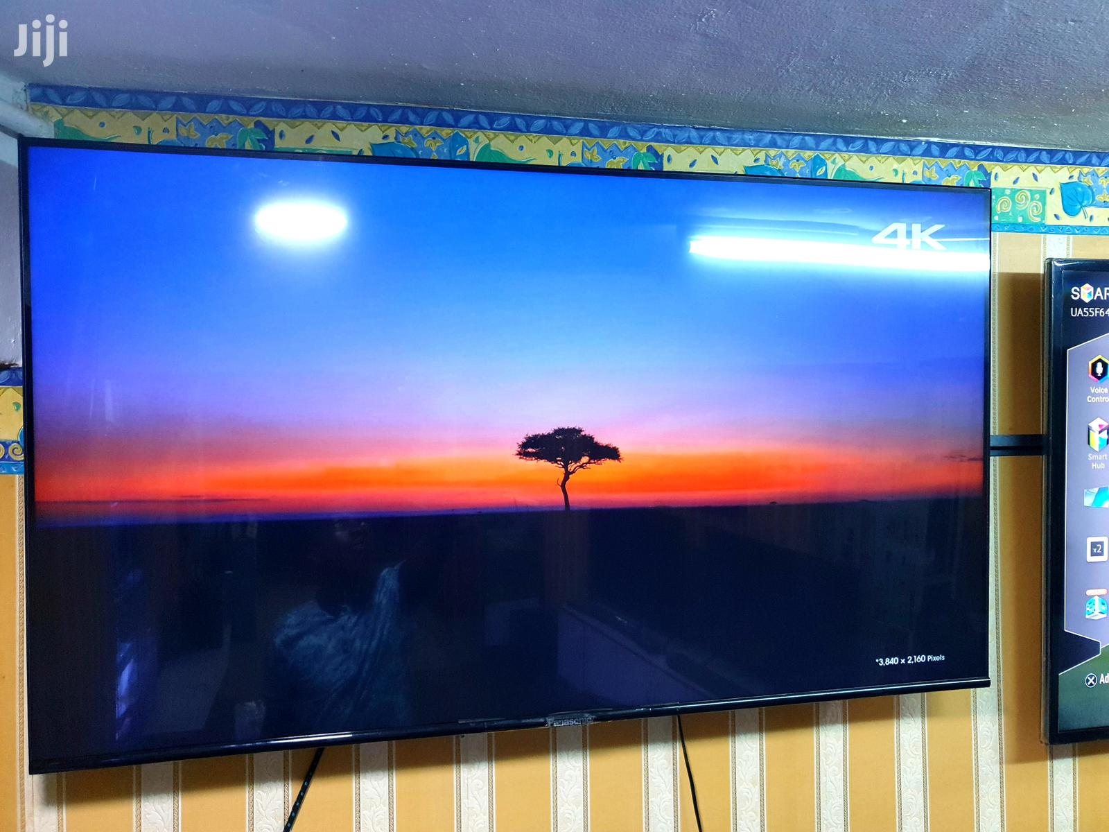 Panasonic 55inch Smart Ultra Hd 4k Tvs | TV & DVD Equipment for sale in Kampala, Central Region, Uganda