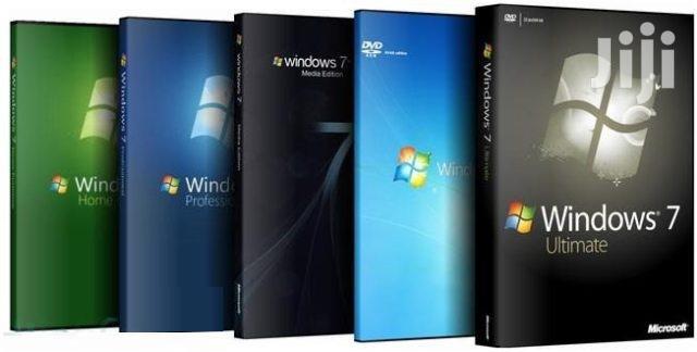 Windows 7 (All In DVD)