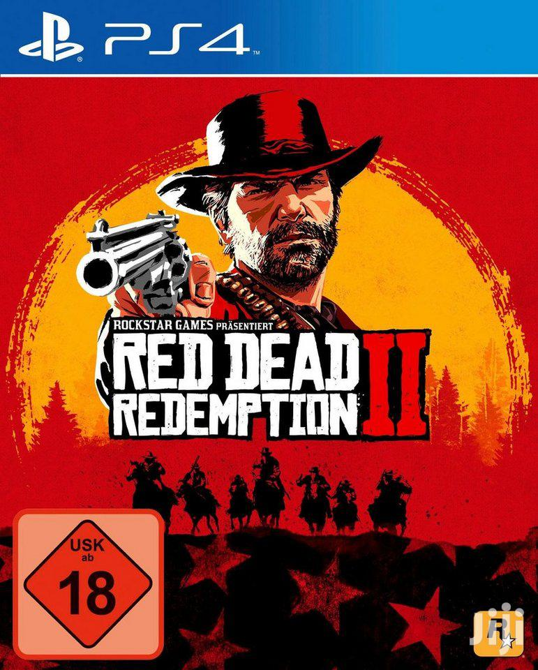 Red Dead Redemption Game For Ps4 | Video Games for sale in Kampala, Central Region, Uganda